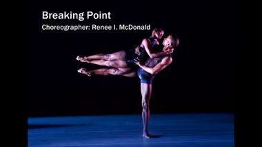 Ailey II in Renee I. McDonald's Breaking Point