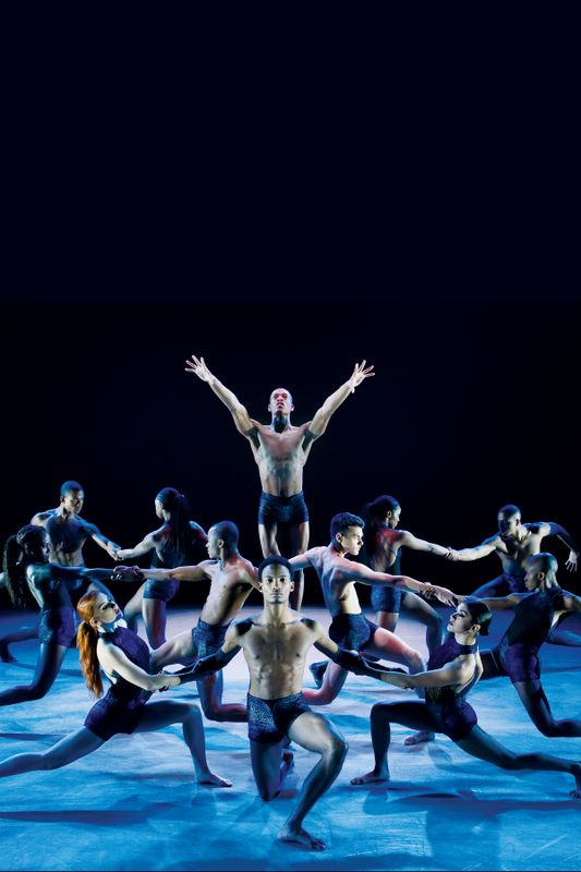 Official Season Image Ailey II. Photo by Kyle Froman