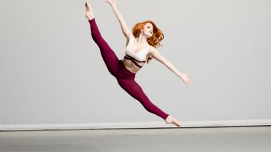 Ailey II's Tara Bellardini. Photo by Kyle Froman