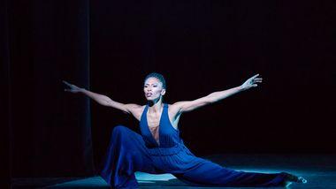 AAADT's Jacqueline Green in Jamar Roberts' Members Don't Get Weary