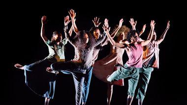 Alvin Ailey American Dance Theater in Jawole Willa Jo Zollar's Shelter