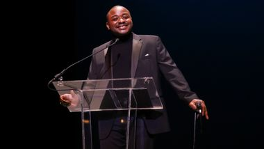 Artistic Director Robert Battle at Ailey's 2018 Washington D.C. Gala