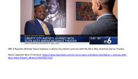 NBC 6 South Florida - Liberty City Native's Journey With Alvin Ailey Theater