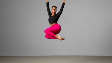 Ailey II's Alisha Rena Peek. Photo by Kyle Froman