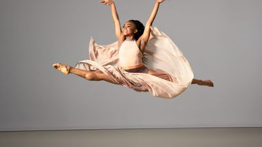 Ailey II's Amarachi Valentina Korie. Photo by Kyle Froman