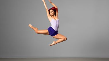 Ailey II's Arianna Salerno. Photo by Kyle Froman