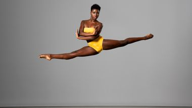 Ailey II's Caroline Theodora Dartey. Photo by Kyle Froman