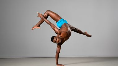 Ailey II's Leonardo Brito. Photo by Kyle Froman