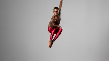 Ailey II's Marcel Wilson Jr. Photo by Kyle Froman