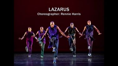 Rennie Harris' Lazarus B-Roll