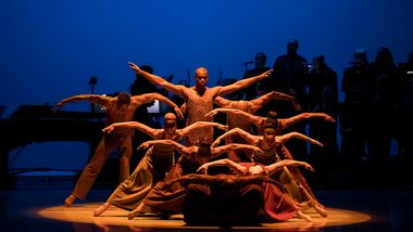AAADT in Alvin Ailey's Revelations with live music