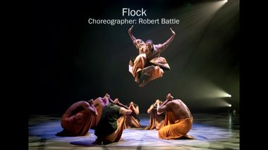 Ailey II in Robert Battle's Flock