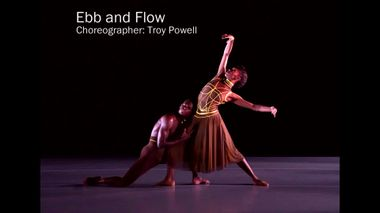 Ailey II in Troy Powell's Ebb and Flow