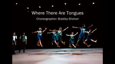 Ailey II in Bradley Shelver's Where There Are Tongues