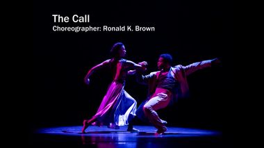 Ronald K. Brown's The Call B-Roll