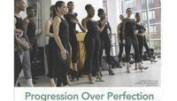 Dance Magazine - Summer Study Guide 2019: Progression Over Perfection