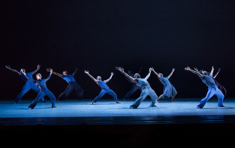 Alvin Ailey American Dance Theater in Jamar Roberts' Members Don't Get Weary