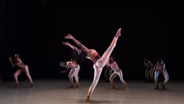 Ailey II in Juel D. Lanes Touch & Agree. Photo by Nan Melville