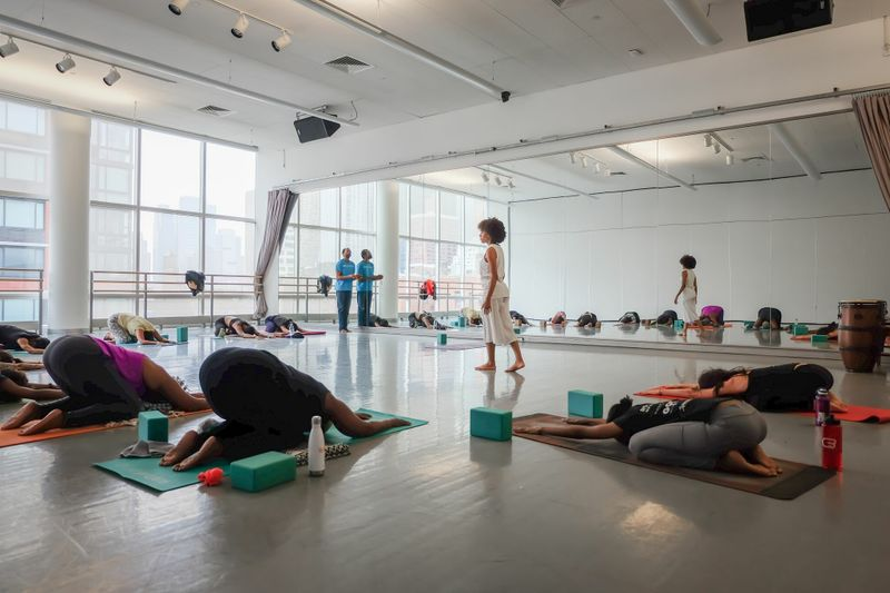 Afro Flow Yoga at Ailey Extension