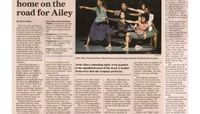 San Francisco Chronicle - Berkeley is a home on the road for Ailey