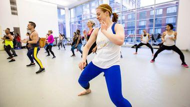 DanceFit with Karen Arceneaux at Ailey Extension