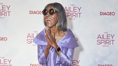 Cicely Tyson. Photo courtesy of Ailey DCP