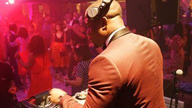 DJ M.O.S. Photo by Pete Monsanto
