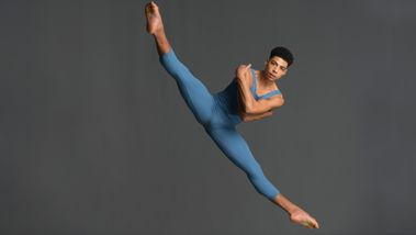 Student from The Ailey School Professional Division