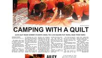 The Miami Times - Camping With A Quilt