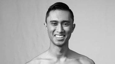 Ailey II's Carl Ponce Cubero. Photo by Kyle Froman