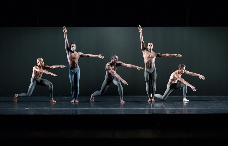 Alvin Ailey American Dance Theater in Wayne McGregor's Kairos