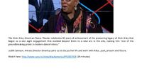 Black America - Ailey Celebrates 60 with Judith Jamison