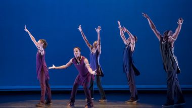 Alvin Ailey American Dance Theater in Rennie Harris Lazarus