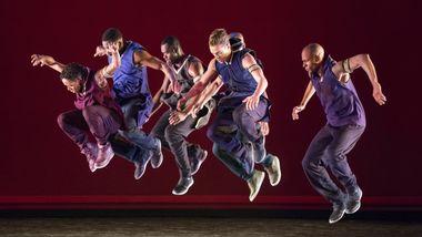 Alvin Ailey American Dance Theater in Rennie Harris Lazarus