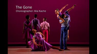 Ailey II in Alia Kache's The Gone