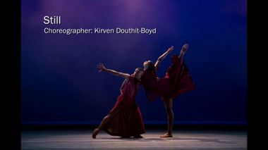 Ailey II in Kirven Douthit-Boyd's Still