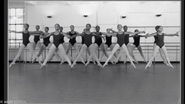 The Ailey School at 50