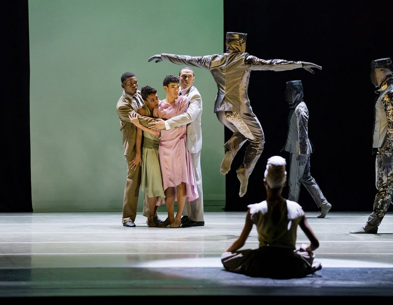 Alvin Ailey American Dance Theater in Donald Byrd's Greenwood
