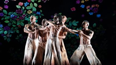 Alvin Ailey American Dance Theater in Jamar Roberts' Ode
