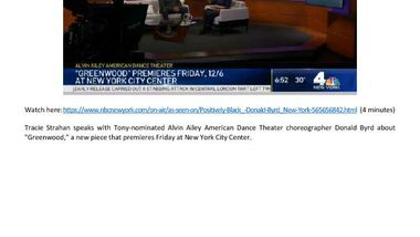 NBC4NewYork_AAADT_NYCC_DonaldByrd_Greenwood_Feature_Broadcast_12.1.19