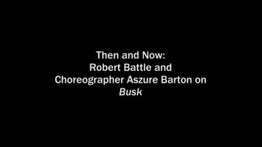 Behind the Scenes of Aszure Barton's BUSK