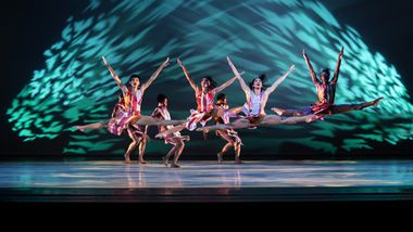 Alvin Ailey American Dance Theater in Judith Jamison's Divining