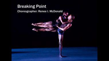 Ailey II in Renee I. McDonald's Breaking Point