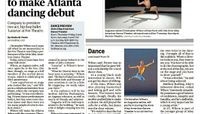 The Atlanta Journal-Constitution - Augusta Native To Make Atlanta Debut