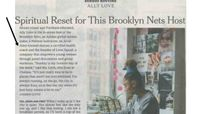The New York Times - Sunday Routine: Spiritual Reset for This Brooklyn Nets Host