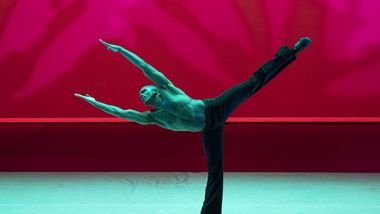 AAADT's Michael Jackson Jr. in Alvin Ailey's Revelations