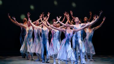 AAADT in Alvin Ailey's Night Creature from Timeless Ailey 60th Anniversary program