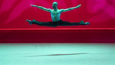 AAADT's Yannick Lebrun in Alvin Ailey's Revelations