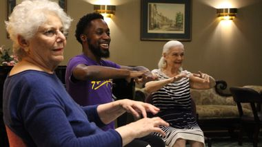 AileyDance for Active Seniors at James Lenox House