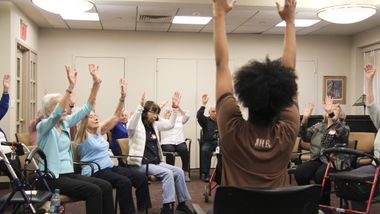 AileyDance for Active Seniors at Carnegie East House